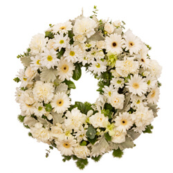 Sympathy Wreath softness