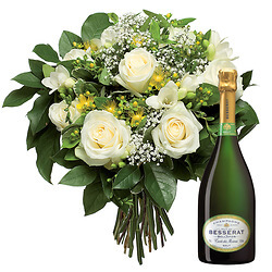 Tenderness with Champagne Besserat