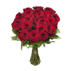 Roses�rouges��tiges courtes
