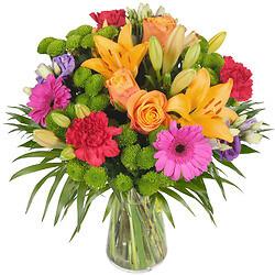 Livraison de fleurs domicile bouquet de fleurs fleuriste for Bouquet de fleurs livraison a domicile