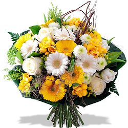 Flowery delight bouquet
