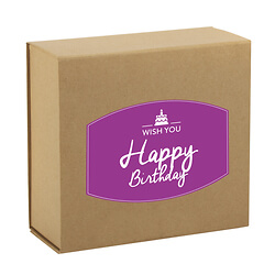 'Happy Birthday' box set