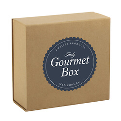 « Gourmet » box set