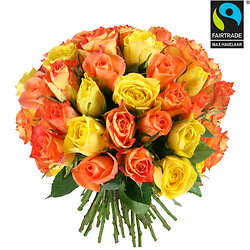 Bouquet de roses 'Be Happy'