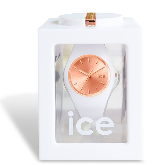 Ice Watch Rose And Gold Edition