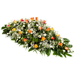 Bouquet Funeral arrangement