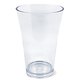 Bunte Vase - small - Transparent